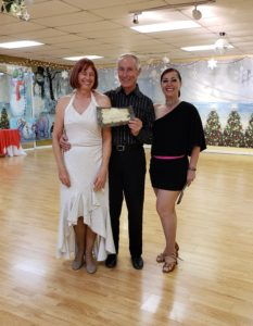 dancers sheryl Larry and holly