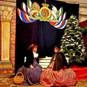 ladies at royal albert theatre