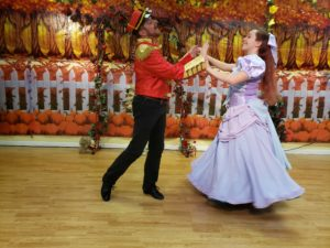 ntucracker and clara dance