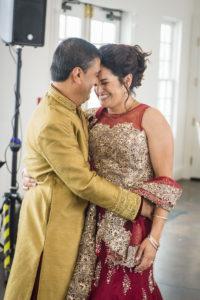 indian wedding happy dance