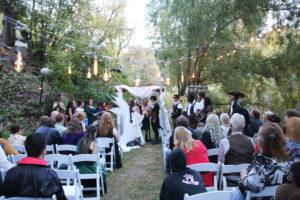 steampunk fairy fantsy wedding
