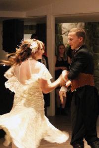 steampunk first dance