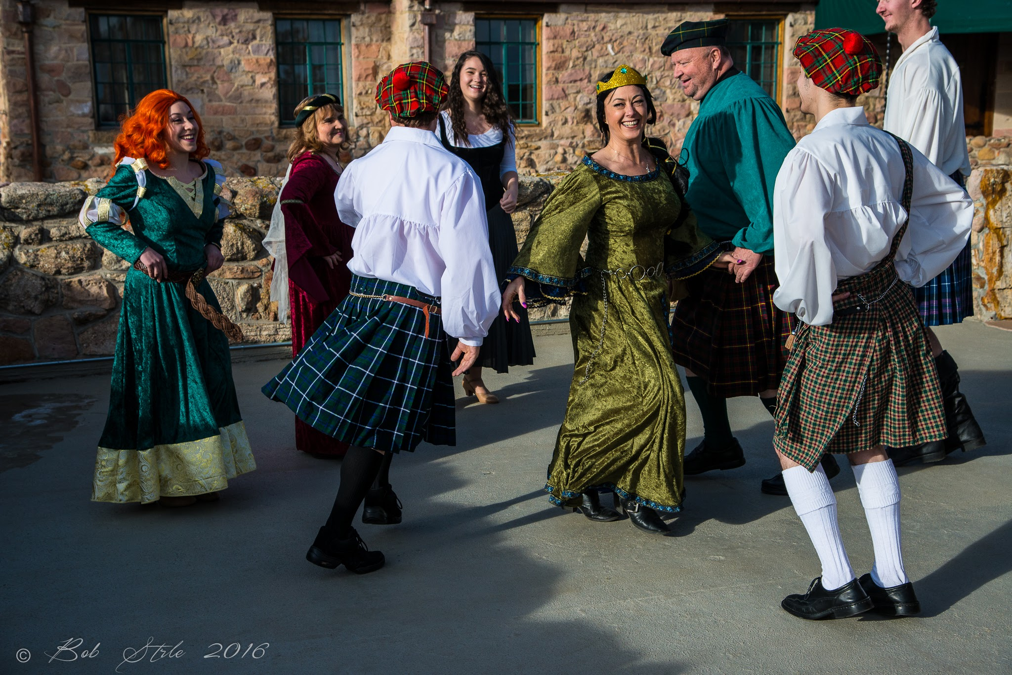 celtic dancing