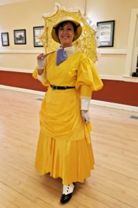 Jane Porter with parasol (2)