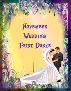 November Frist Dance