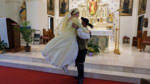 lift bride