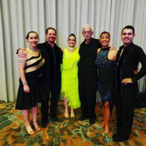 Denver latin dance competiton