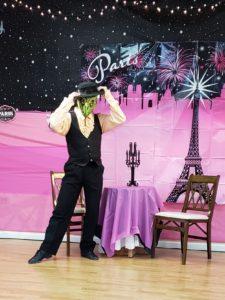 Tango lizard on the prowl denver dance