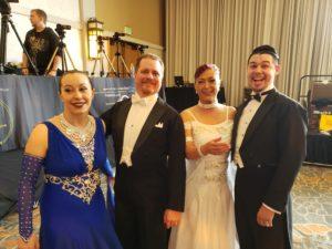 denver ballroom dance standard
