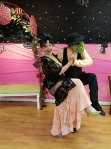 denver dance tango lizard promenade