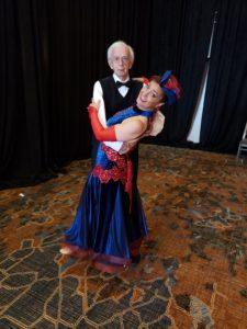 mel denver dance patirotic