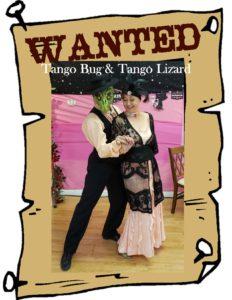 tango bug and Tango lizard