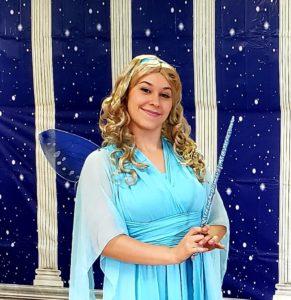Fairy Ring Blue Fairy