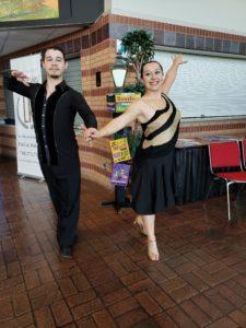 Gumbo Dancesport Latin bill robyn