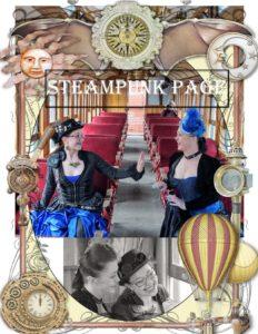 Steampunk Page