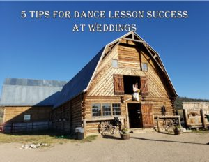 5 tips for dance lesson success at weddings