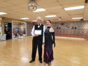 Mel dance award