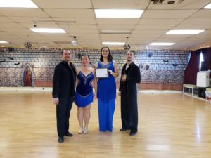 mc farland dance award