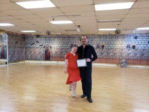 rachael dance award