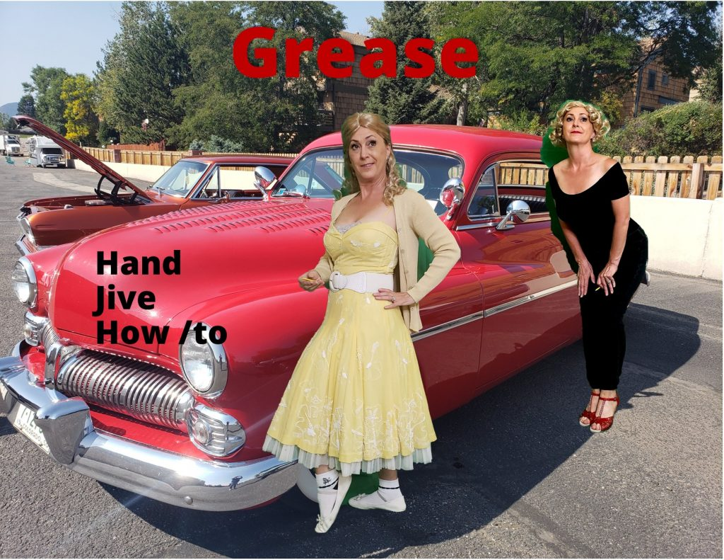 Grease 50's Hand Jive How To